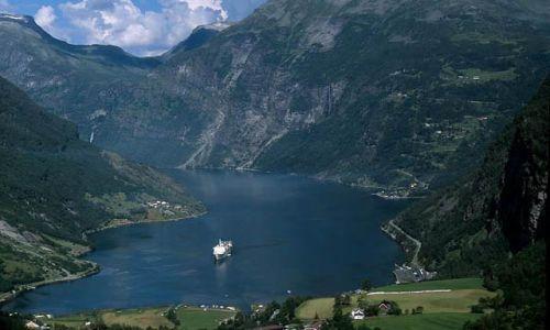 Zdjecie NORWEGIA / brak / Geirangerfjord / Geirangerfjord