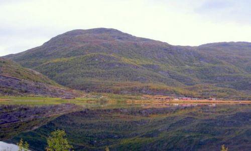 Zdjecie NORWEGIA / okolice Geilo / okolice Geilo / norweskie lusterkio