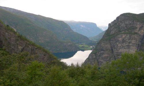 Zdjęcie NORWEGIA / Sognefiord / sognefjord / pożegnanie z fjordami