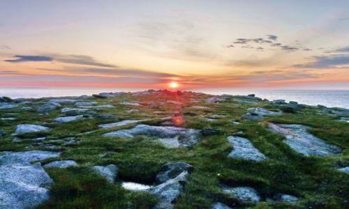 Zdjecie NORWEGIA / Finmark / Nordkapp island / Knivskjellodden