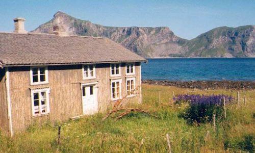 Zdjecie NORWEGIA / Lofoty / Lofoty / Wyspa Waroy