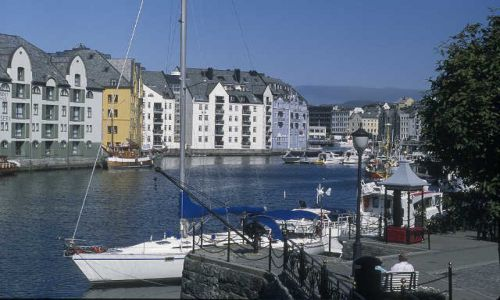 Zdjecie NORWEGIA / brak / Norwegia / Alesund