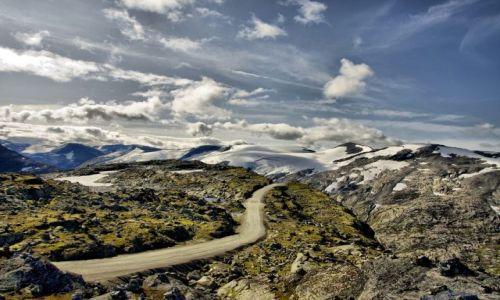 Zdjecie NORWEGIA / środkowa Norwegia / Geiranger / Dalsnibba