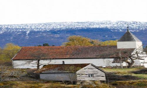 Zdjecie NORWEGIA / W trasie / Norwegia / Uroki Norwegii