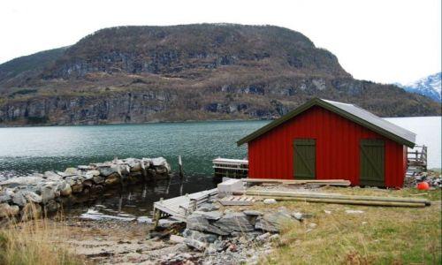 Zdjecie NORWEGIA / w trasie / Norwegia / Uroki Norwegi
