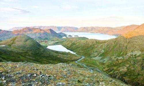 NORWEGIA / FINMARK / Norkapp / Na Norkappie