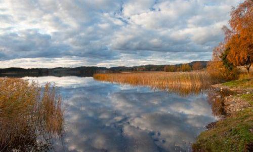 Zdjecie NORWEGIA / - / Markabygda / jesień
