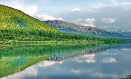 NORWEGIA / nordland / m6 / Nordland - kraina długich dni