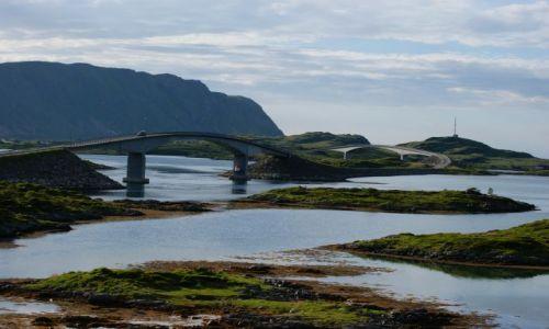 Zdjecie NORWEGIA / Nordland / Lofoty / Lofoty