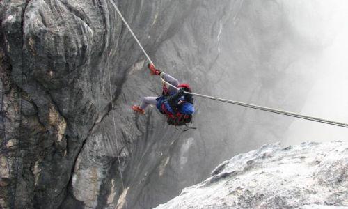 Zdjęcie NOWA GWINEA / Papua / Carstensz Pyramid / Cstensz Pyramid Expedition 2008