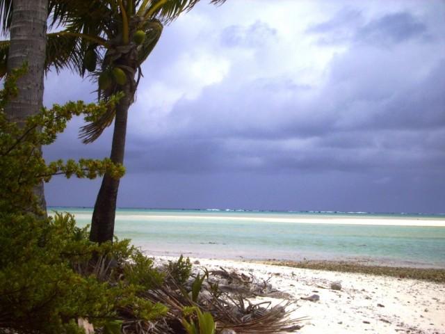 Zdjęcia: atol Aitutaki, Wyspy Cooka, żal było opuszczać ten raj na ziemi, NOWA ZELANDIA