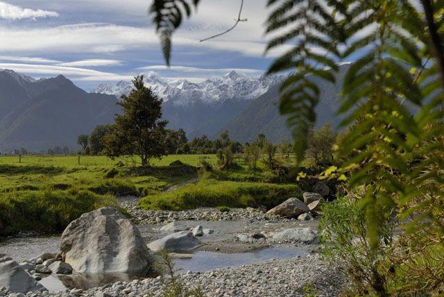 Zdjęcia: wyspa polodniowa, gorki, NOWA ZELANDIA
