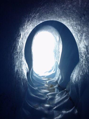 Zdjęcia: lodowiec Franza Josefa, Wyspa Południowa, jaskinie lodowe, NOWA ZELANDIA