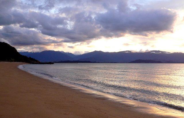 Zdjęcia: Golden Bay, Wyspa Poludniowa, Plaza, NOWA ZELANDIA