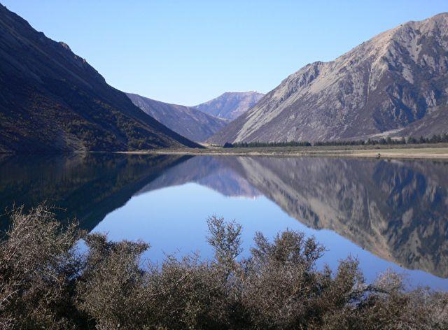 Zdjęcia: kolo Przeleczy Artura (Artur's Pass), Wyspa Poludniowa, Stop w drodze do Nelson, NOWA ZELANDIA