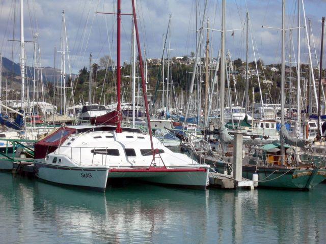 Zdjęcia: Nelson, Wyspa Poluidniowa, cos dla zeglarzy, NOWA ZELANDIA