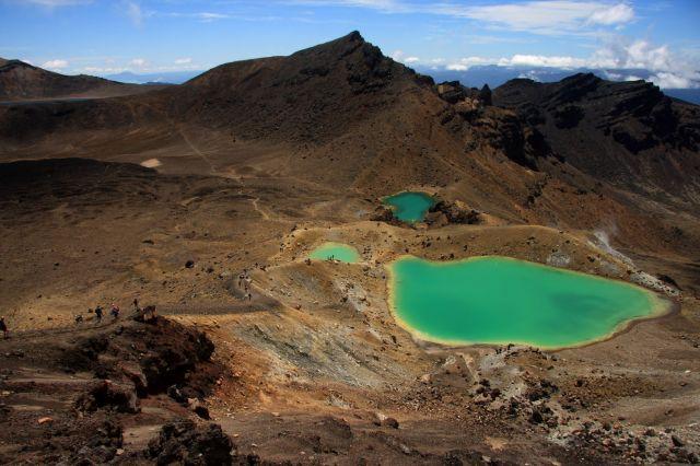 Zdjęcia: Tongariro National Park, Tongariro National Park, Tongariro Crossing, NOWA ZELANDIA