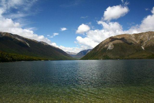 Zdjęcia: Nelson Lakes, Nelson Lakes, NOWA ZELANDIA