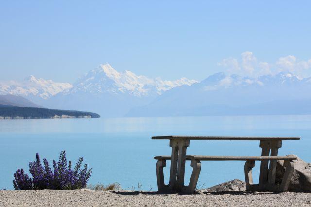 Zdjęcia: Wyspa Południowa, Lake Tekapo, NOWA ZELANDIA