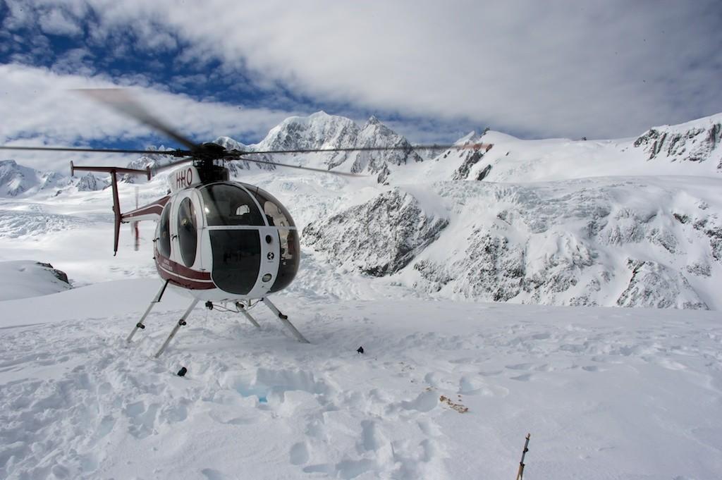 Zdjęcia: Franz Josef Glacier, Konkurs - Spełnione Marzenia, Franz Josef Glacier, NOWA ZELANDIA