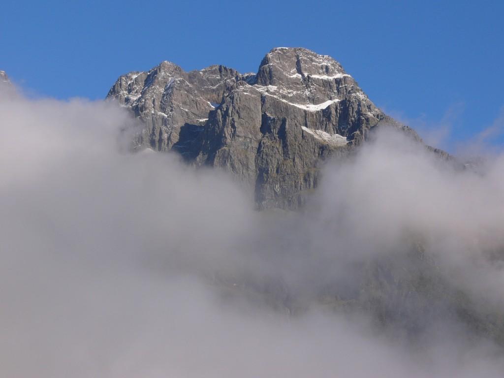 Zdjęcia: NP Fiordland, Południe, Pierzyna Aotearoa, NOWA ZELANDIA