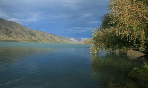 Zdjecie NOWA ZELANDIA / south island / Tasman Valley / Tasman Valley