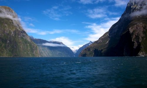Zdjecie NOWA ZELANDIA / - / Milford Sounds / Milford Sounds (New Zealand)