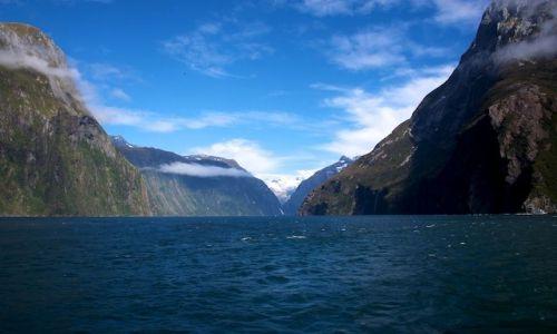 NOWA ZELANDIA / - / Milford Sounds / Milford Sounds (New Zealand)