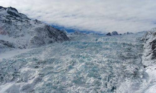 Zdjecie NOWA ZELANDIA / - / Franz Josef Glacier / Franz Josef Glacier