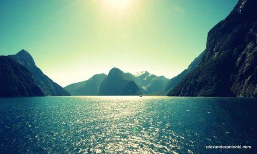 Zdjecie NOWA ZELANDIA / Milford Sound / n/a / New Zealand.