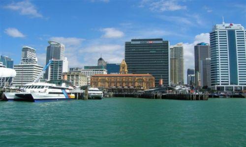 Zdjęcie NOWA ZELANDIA / Polnocna wyspa / Auckland / Auckland
