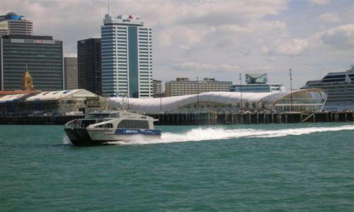 Zdjęcie NOWA ZELANDIA / Polnocna wyspa / Auckland / Pier