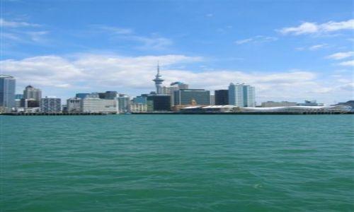 Zdjęcie NOWA ZELANDIA / Pn. wyspa / Auckland / Zielone wody Auckland