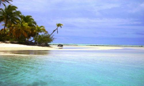 NOWA ZELANDIA / Wyspy Cooka / atol Aitutaki / tu czuliśmy się jak w raju