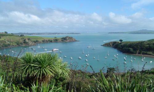 Zdjecie NOWA ZELANDIA / brak / Waiheke Island / Waiheke Island - zatoczka