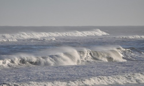Zdjecie NOWA ZELANDIA / Wyspa Południowa / Hokitika / Morze Tasmana