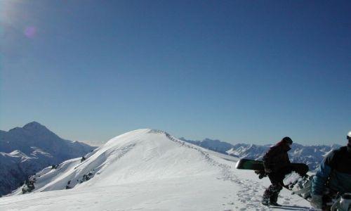 Zdjecie NOWA ZELANDIA / Alpy Południowe NZ / ok 50 km na pd od Methven, ok. 3.000 mnpm / Alpy Południowe - Snowboard'ing