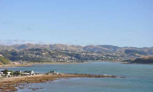 Zdjecie NOWA ZELANDIA / Okolice Wellington / Plimerton / Plimerton