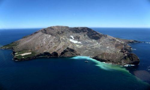 Zdjęcie NOWA ZELANDIA / White Island / White Island / White Island - aktywny wulkan