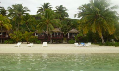 Zdjecie NOWA ZELANDIA / Wyspy Cooka / Aitutaki / zaproszenie do raju