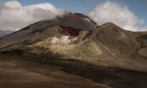 Zdjecie NOWA ZELANDIA / brak / Tongariro National Park / Tongariro Natio