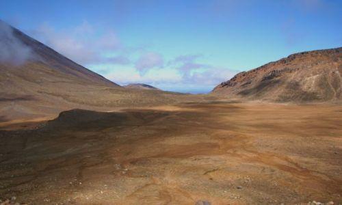 Zdjecie NOWA ZELANDIA / brak / Tongariro National Park / krater