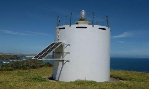 Zdjęcie NOWA ZELANDIA / Far North, Northland / Cape Maria van Diemen / konkurs latarnie morskie