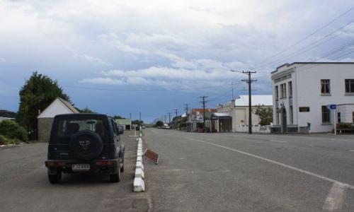 Zdjecie NOWA ZELANDIA / Wyspa Południowa / Tuatapere / Cisza przed burzą