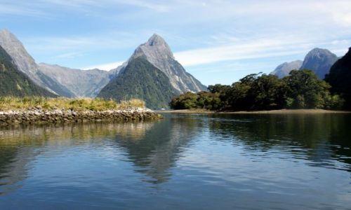 Zdjecie NOWA ZELANDIA / Wysa Południowa / Milford Saund / :)