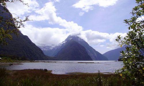 Zdjecie NOWA ZELANDIA / Południowa Wyspa / Fiordland / Konkurs - Mitre Peak - Fiordland