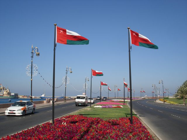 Zdjęcia: Muttrah, Muscat, Nadmorski bulwar, OMAN