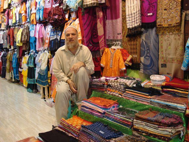 Zdjęcia: Muttrah, Muscat, Na targu, OMAN