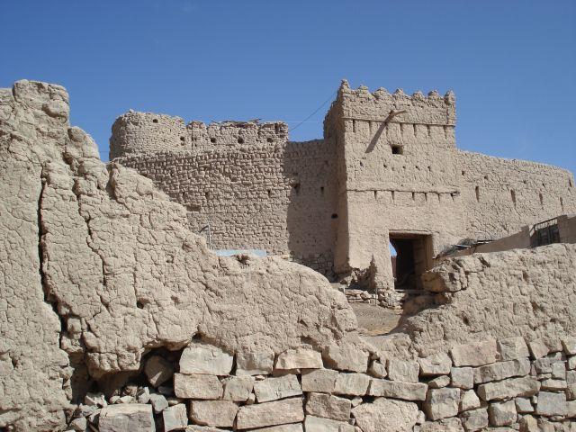 Zdjęcia: Bat (okolice Ibri), Ad Darzis, Fort w Bat, OMAN