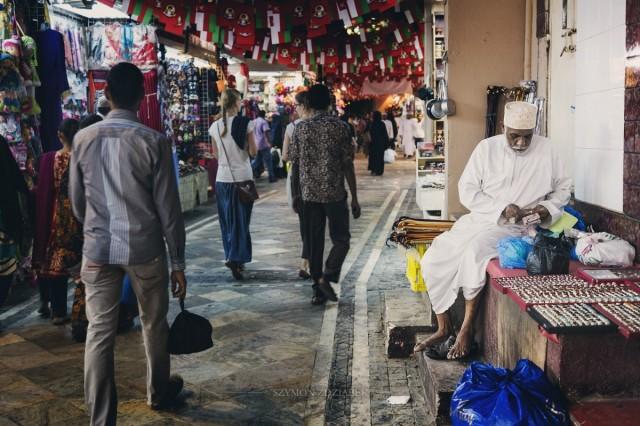 Zdjęcia: Mutrah Souk, Muhafazat Maskat, Księgowy, OMAN